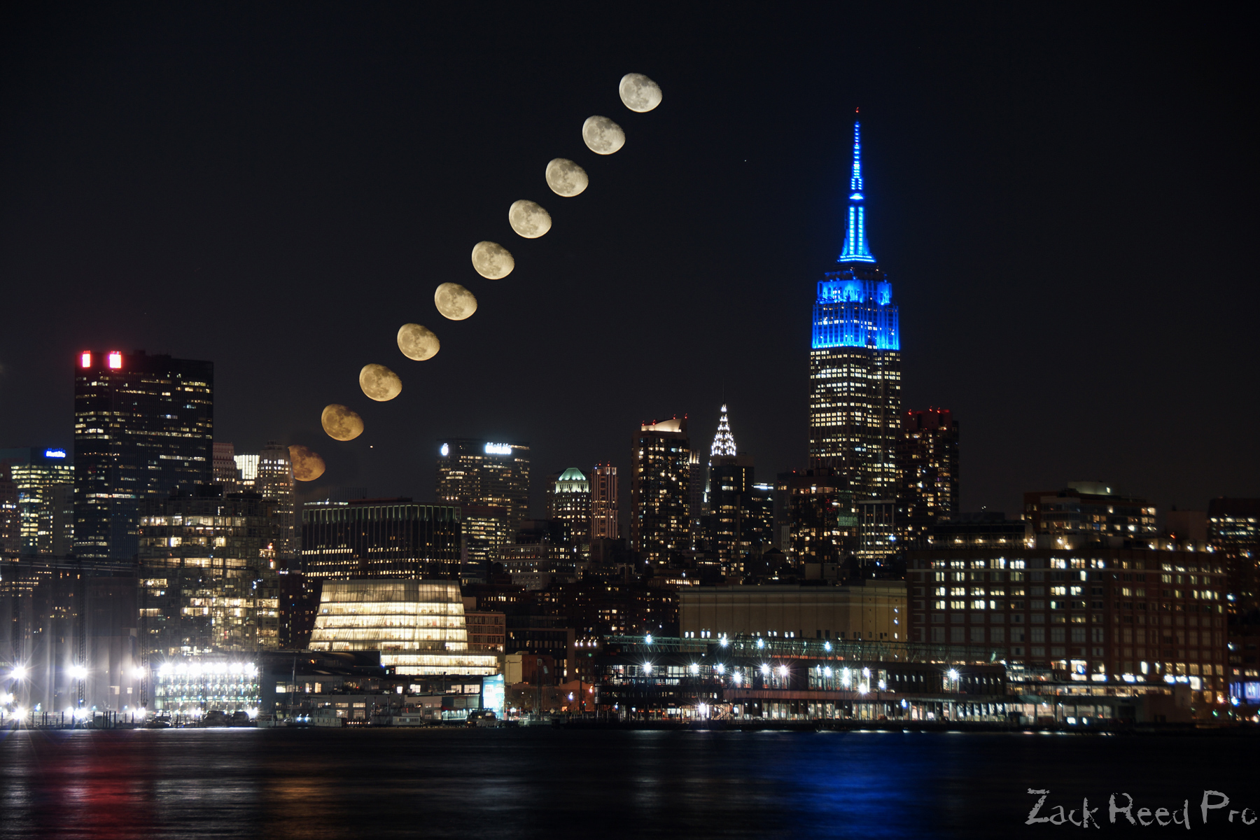 Moon Stack