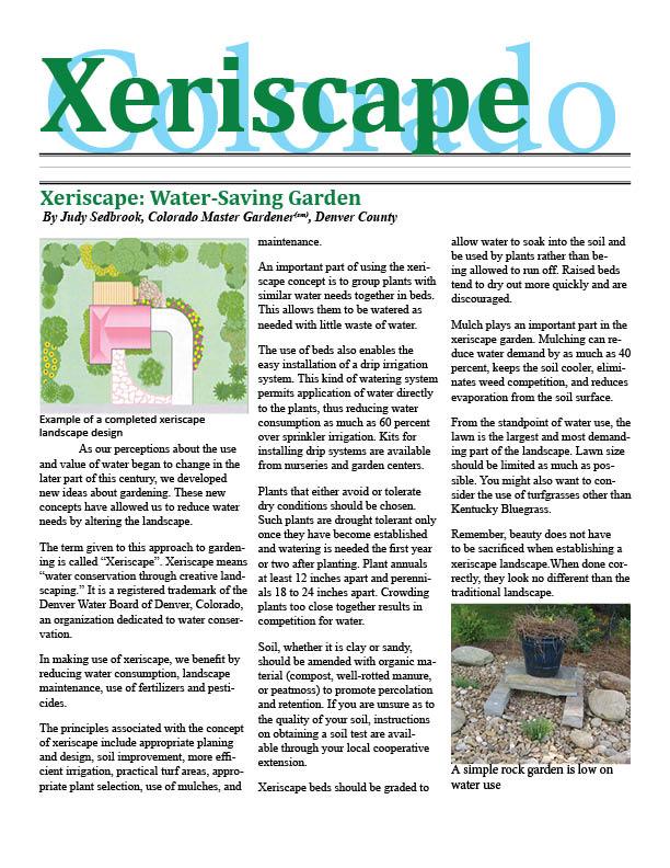 Xerascape Newsletter