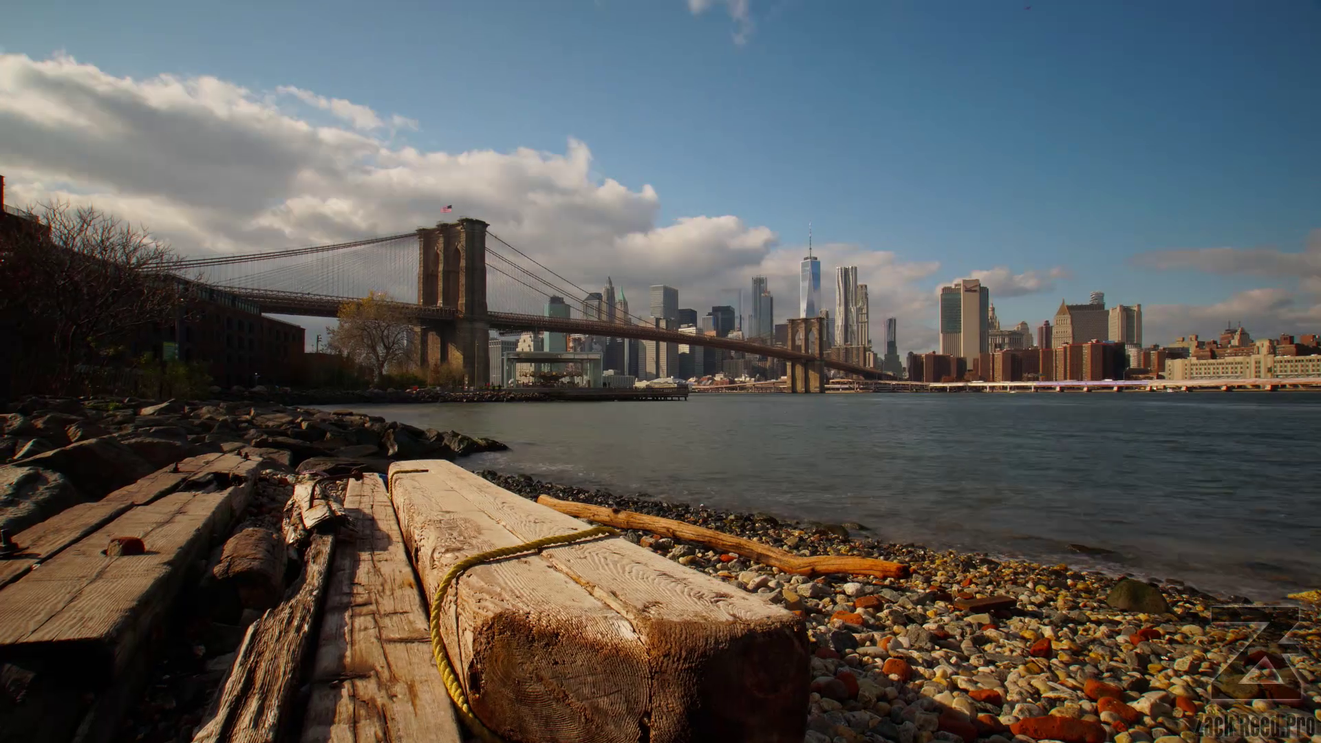 New York City Timelapse and Motion Control