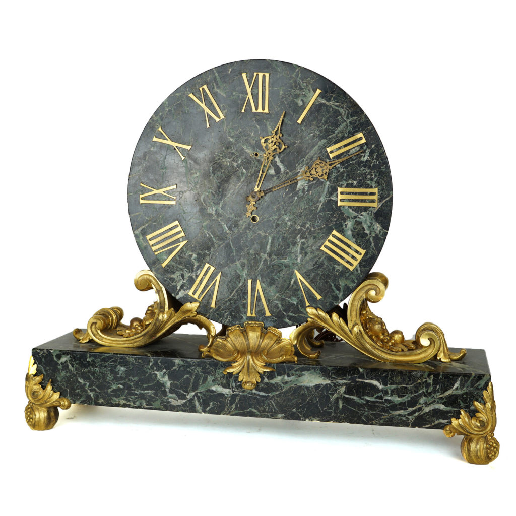 Antique Clock Photography